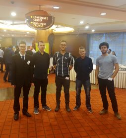 Students attended the Infosek Conference