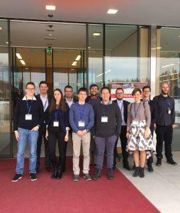 Študenti ITK MAG na konferenci IJU na Brdu pri Kranju