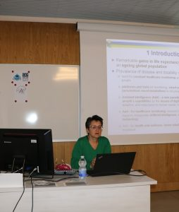 Vabljeno predavanje prof. dr. Mirjane Ivanović
