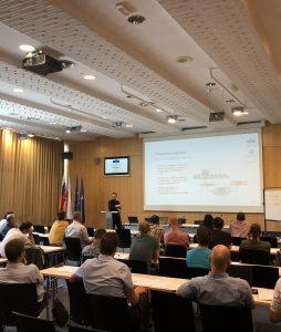 Ekipa Blockchain Lab:UM izvaja tridnevno seminarsko delavnico Tehnologija veriženja blokov