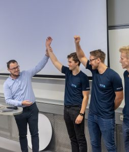 Blockchain autumn school ended and the winners announced