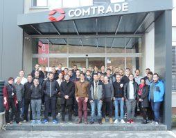 Študenti magistrskega programa ITK obiskali podjetji BearingPoint in Comtrade