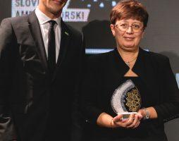 prof. dr. Tatjana Welzer Družovec dobila naziv Kongresna ambasadorka za leto 2019