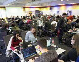 Študenti ITK so se udeležili  Inovacijskega IT-šprinta Pošte Slovenije