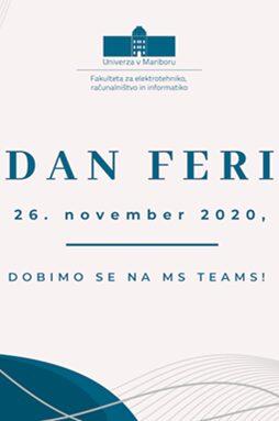 Dan FERI 2020