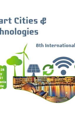 Vabilo na delavnico Smart Cities and Technologies School
