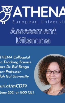 Izzivi ocenjevanja: predavanje Dr. Elif Bengu