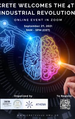 Spletni seminar: Tehnologije četrte industrijske revolucije